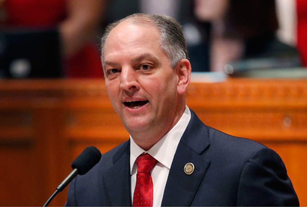 Gov. John Bel Edwards reveals whom he voted for in Louisiana's Democratic presidential primary _lowres