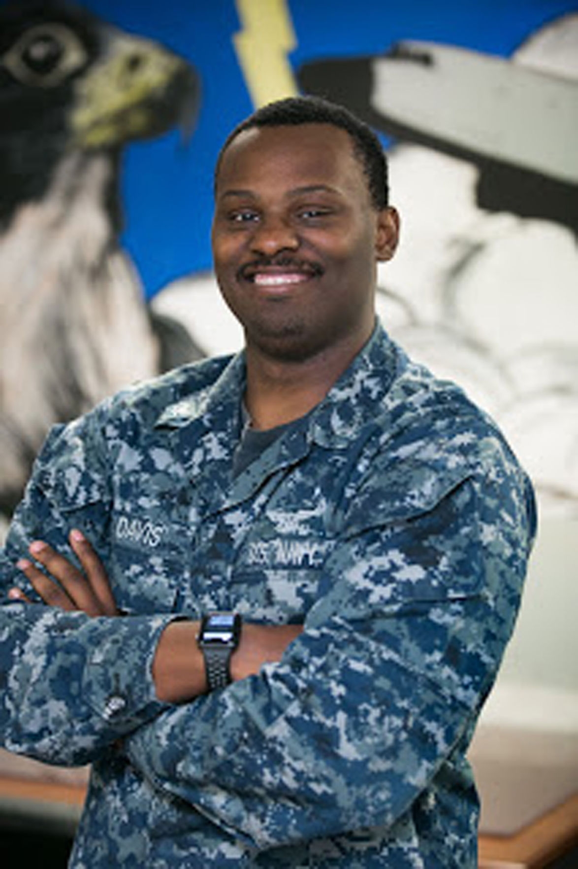 Baton Rouge man aids U S Navy with its nuclear deterrence mission