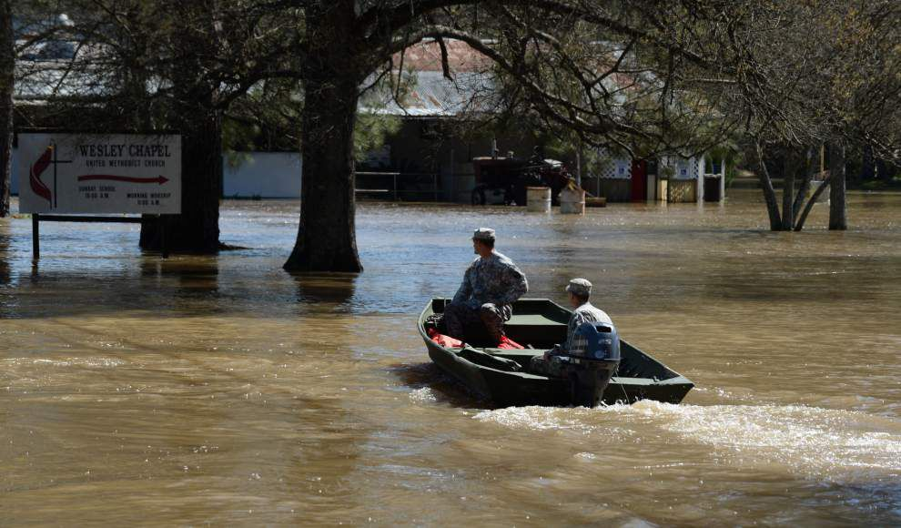 Baton Rouge-area flood updates: Amite River crests lower than expected; more flooding predicted near Bayou Manchac, Port Vincent _lowres