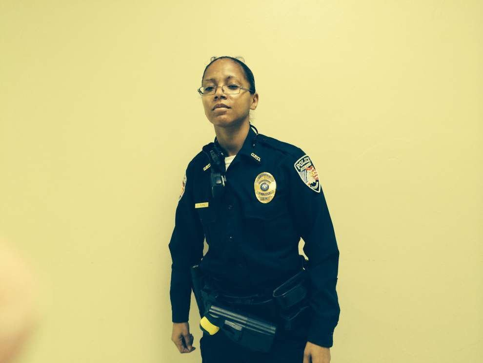 Greensburg Police Department makes history _lowres