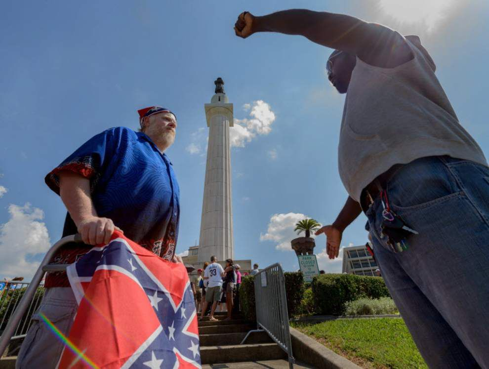 Dennis Persica: Even in 2015, some are still shocked — shocked! — that black people don't appreciate Robert E. Lee _lowres