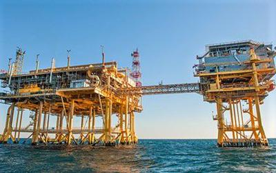 The deepwater LOOP terminal in the Gulf of Mexico