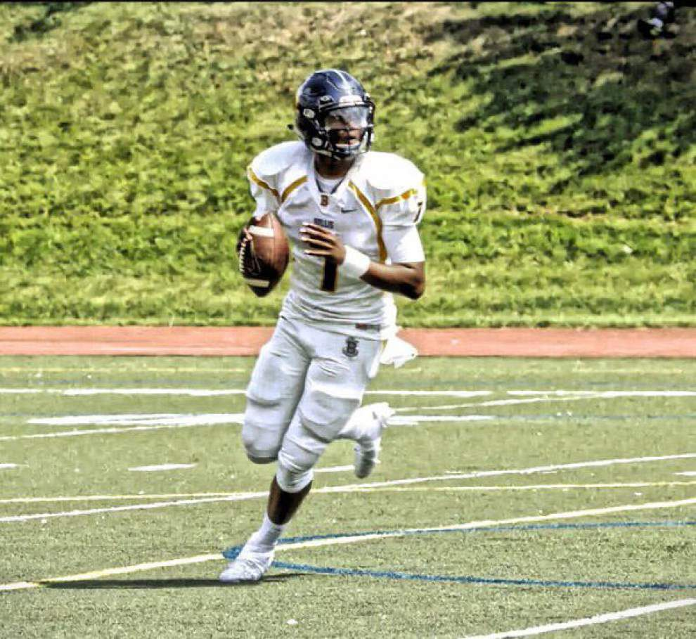 Can LSU get quarterback Dwayne Haskins to flip from his Maryland commitment? _lowres