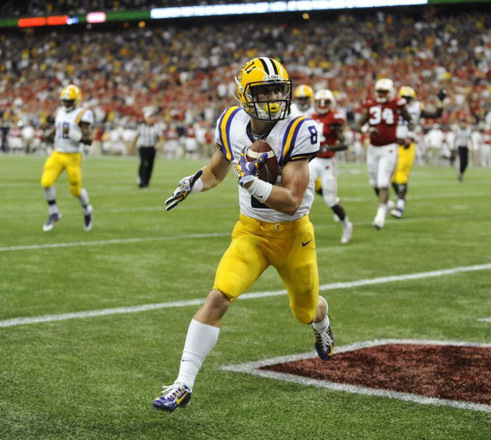 LSU newcomers have immediate impact _lowres