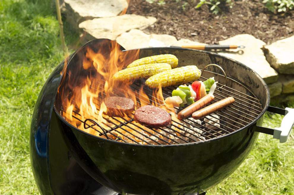 Perfect grilling weather is straight ahead! _lowres