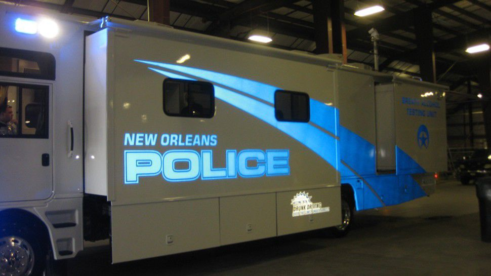 Presenting the NOPD's new Drunkmobile Batmobile_lowres