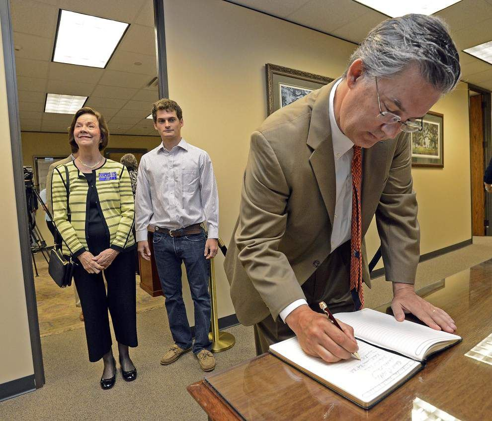 Landrieu, Cassidy among first-day election qualifiers _lowres