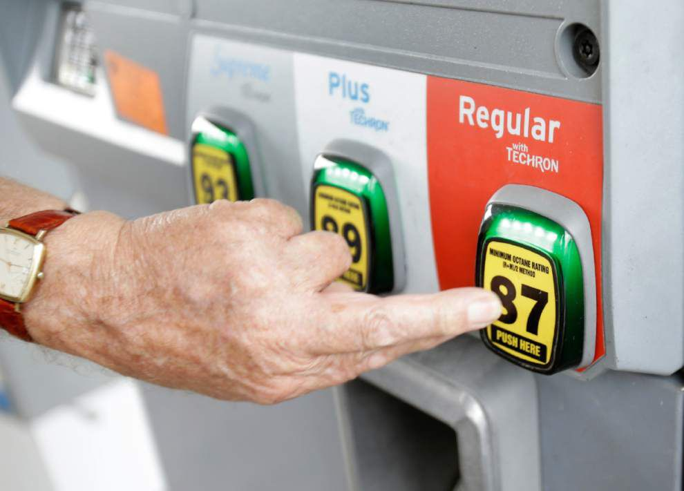 Turmoil in Iraq is pushing up U.S. gasoline prices _lowres