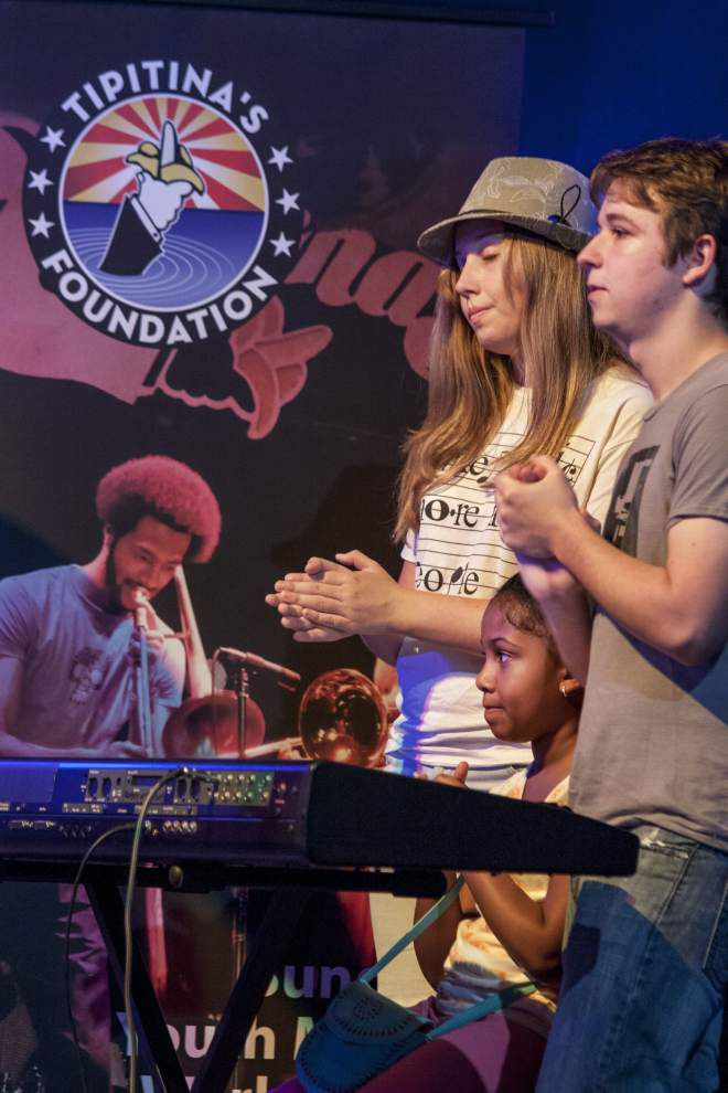 Music workshops bring teens into harmony with professionals _lowres