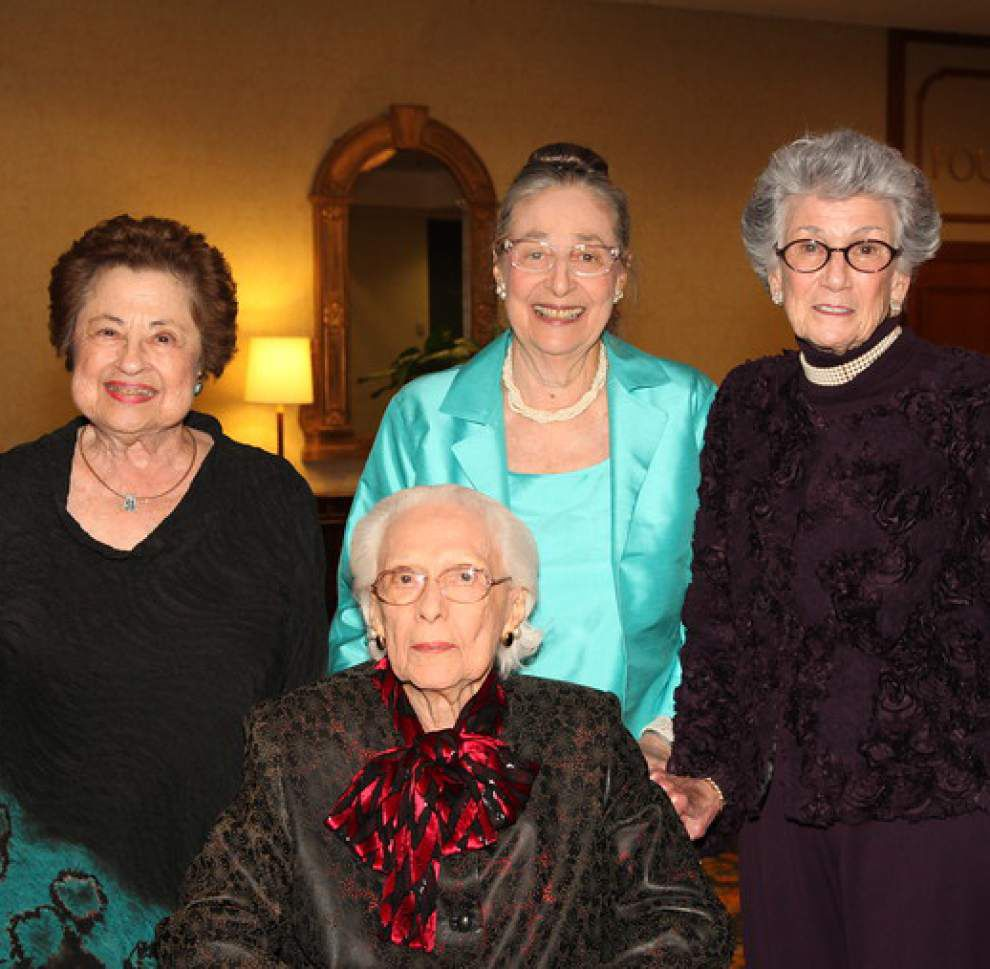 New Orleans Jewish women's group honors past presidents _lowres