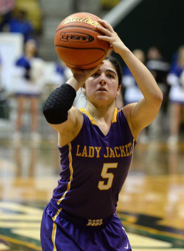 Photos: Tuesday's LHSAA Girl's Top 28 _lowres