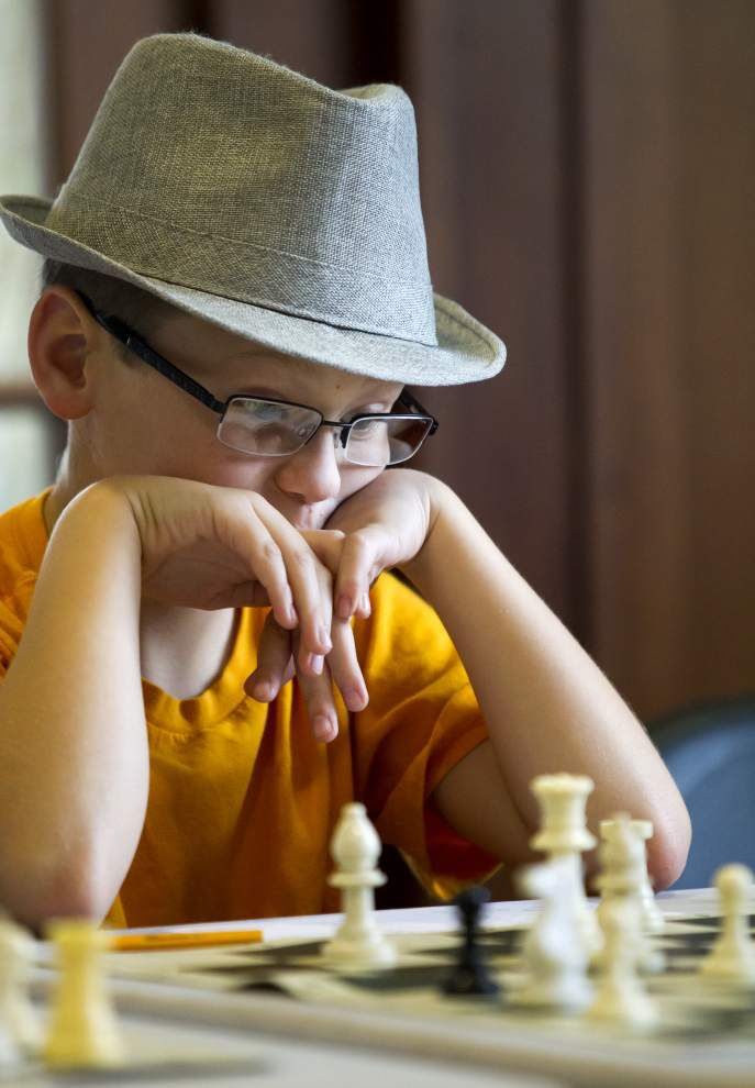Chess Fest aims to interest more local children, especially girls, in playing the game _lowres