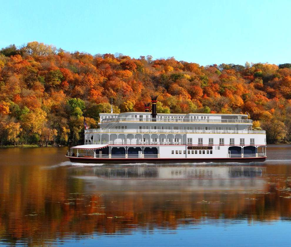 'A major economic development opportunity:' Luxury river cruise line to dock ship at former Gretna ferry terminal _lowres