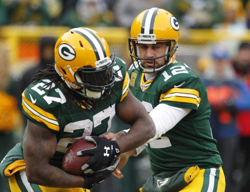 Eddie Lacy, Marshawn Lynch share similar running styles _lowres