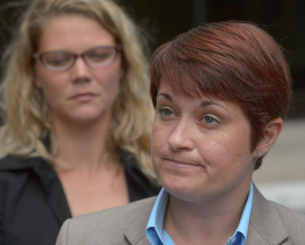 La. judge wants to decide on state issue of gay marriage _lowres