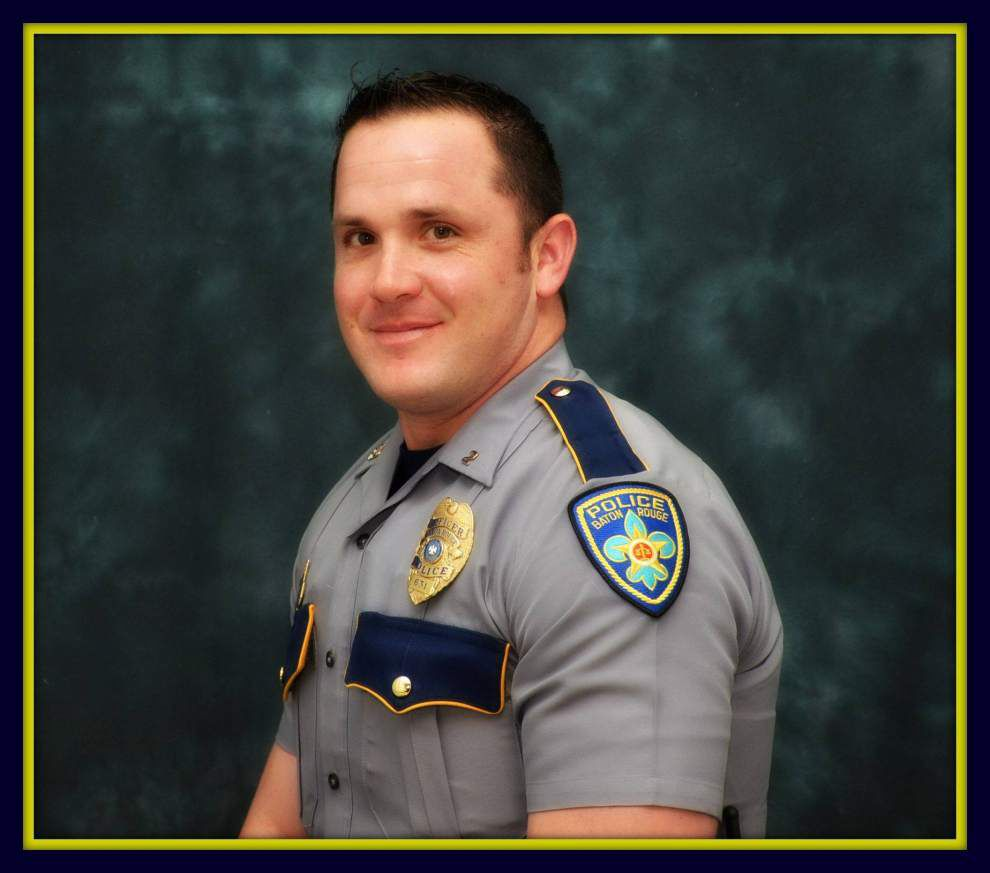 Baton Rouge police mourn officer, 30, who died Wednesday from unknown medical condition _lowres