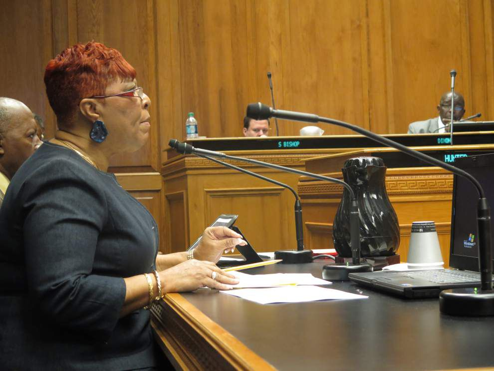 Louisiana legislators reject gay rights bill _lowres