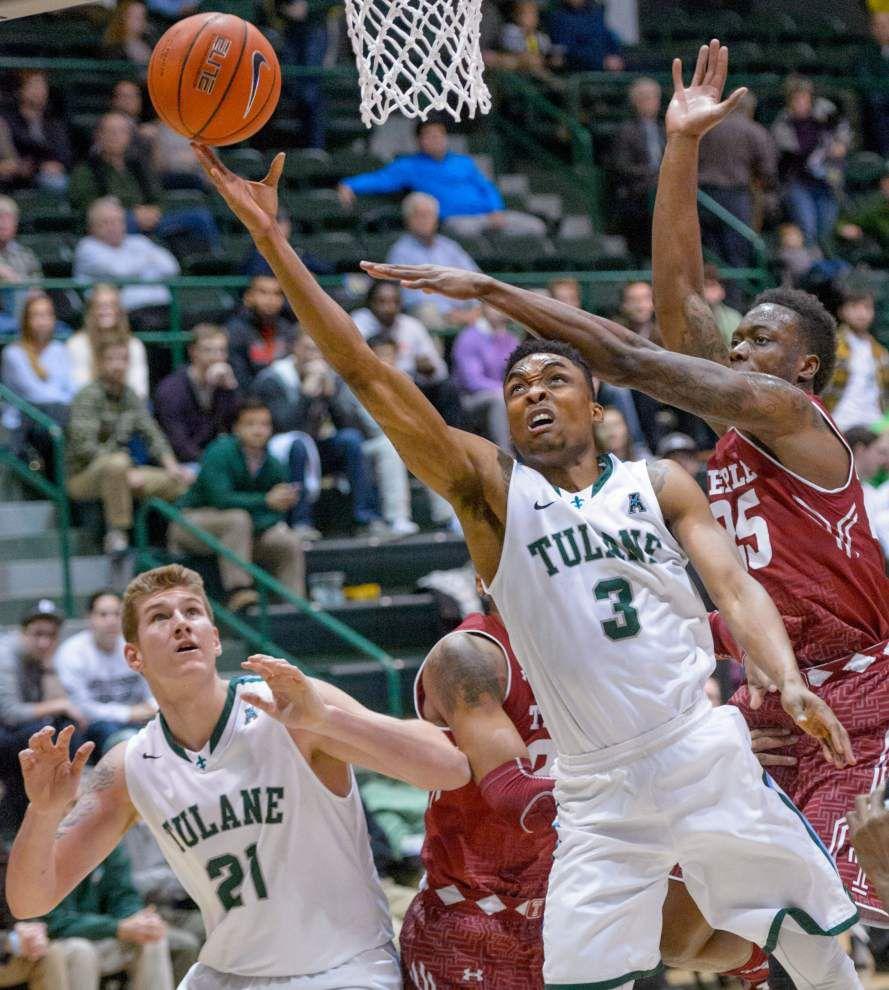 Tulane guard Kajon Mack to join Dylan Osetkowski, transfer from basketball program _lowres