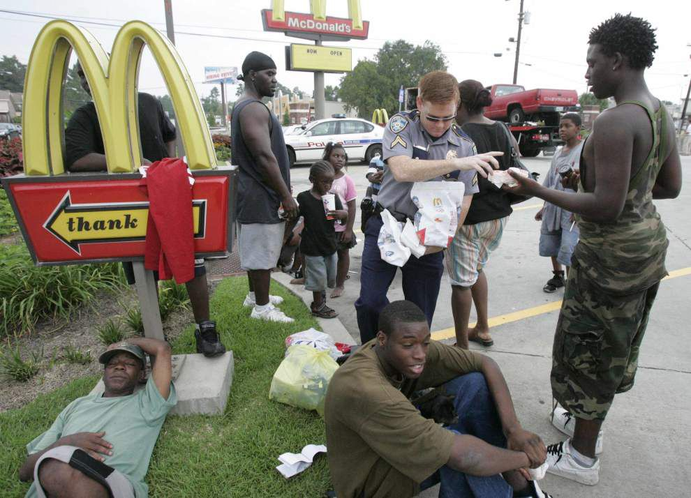 Photos: A look back at Baton Rouge following Hurricane Katrina _lowres