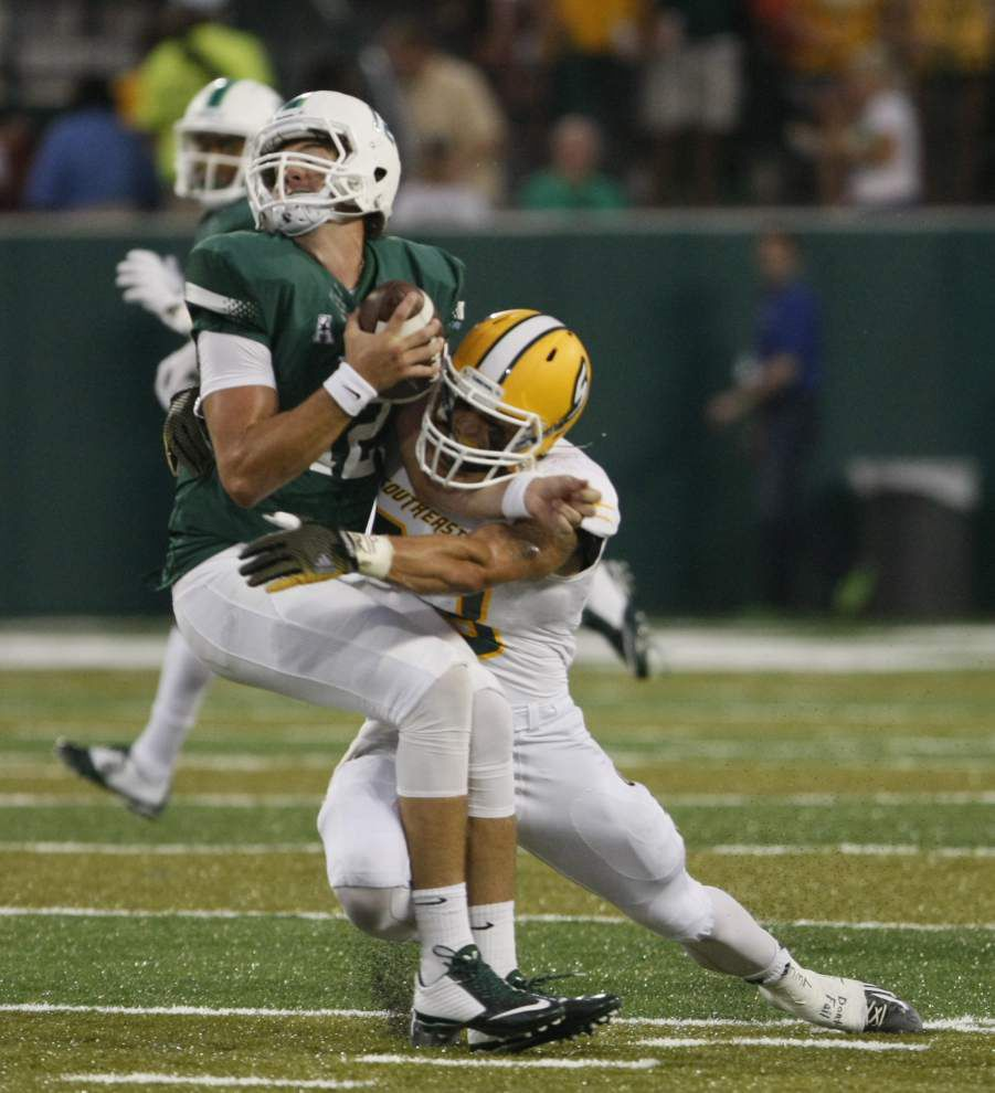 Safety Tyler Stoddard brings passion — and plenty of tackles — to the Southeastern secondary _lowres