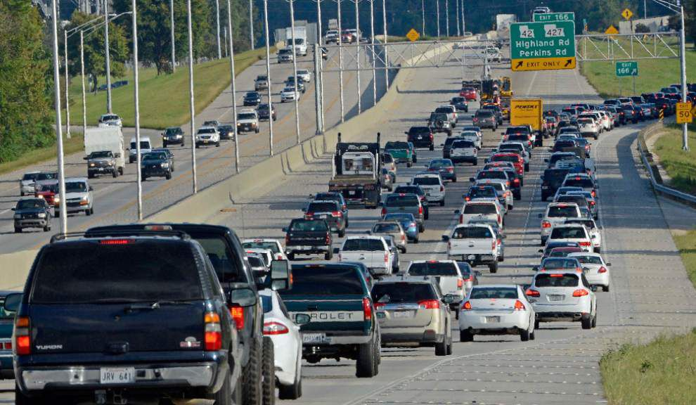 IBM says solving BR's traffic woes requires setting priorities _lowres