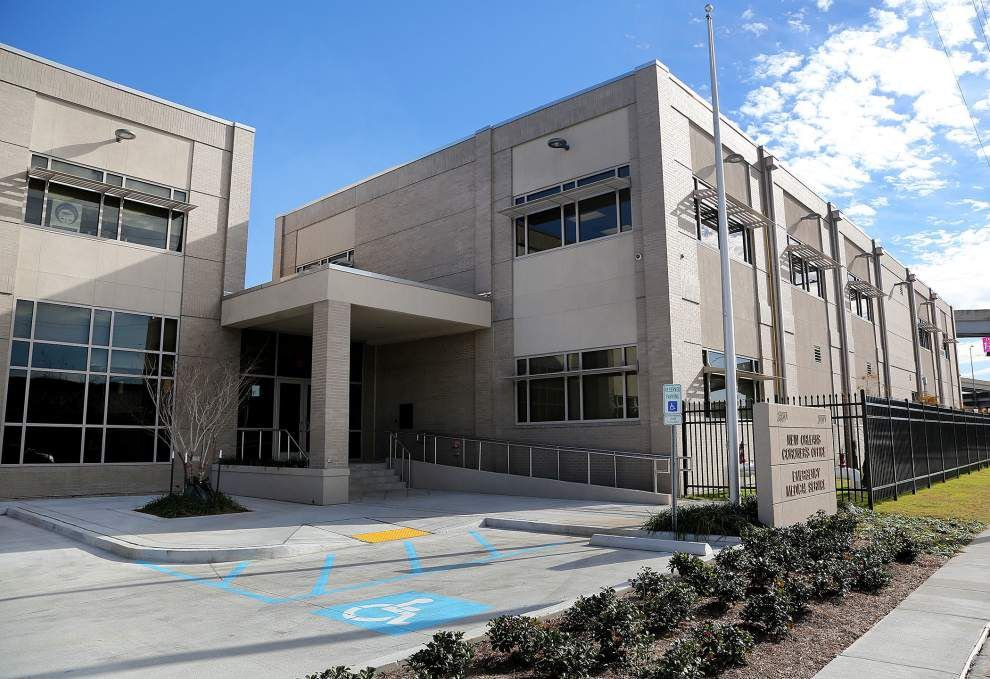 Coroner's Office, New Orleans EMS open long-awaited new headquarters _lowres
