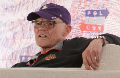 James Carville alleges Devin White's targeting ejection proves collusion between SEC, Alabama