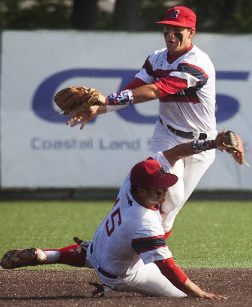 Two-out hitting boosts North Vermilion baseball squad to 10-0 win over Notre Dame _lowres