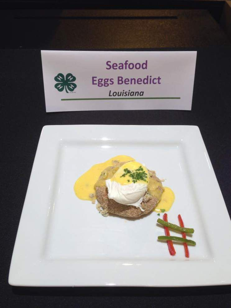La. team places second in national 4-H cook-off _lowres