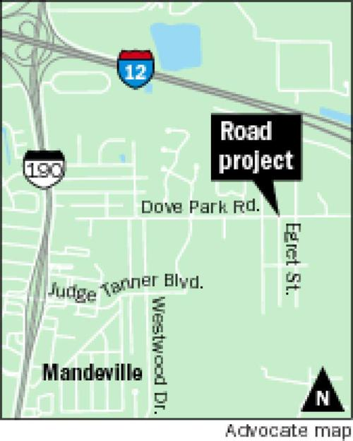 Neighbors sue St. Tammany over road project _lowres