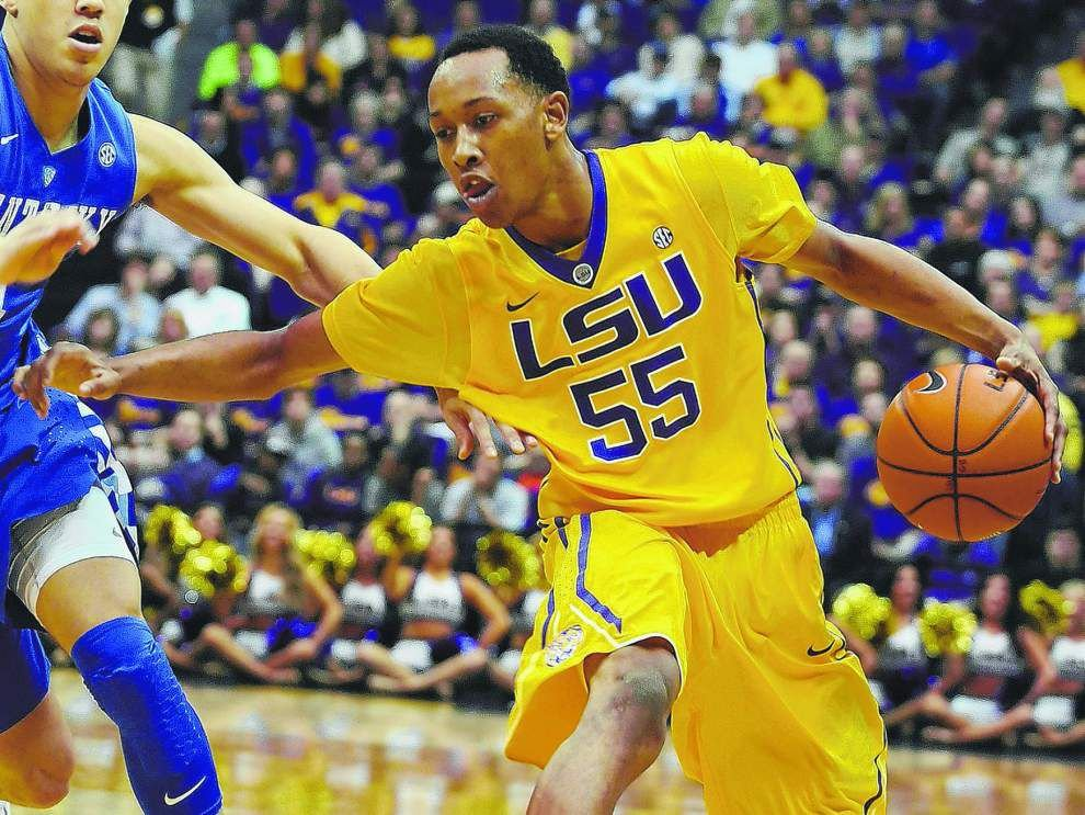 New-look LSU men's basketball season open season against McNeese State — and more notes _lowres