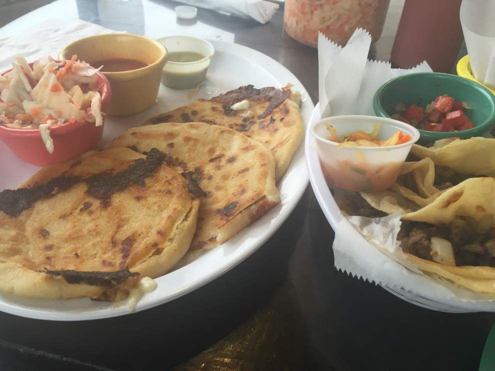 La Salvadoreña Restaurant now open on Nicholson Drive in old Willy's Chicken and Waffles spot _lowres