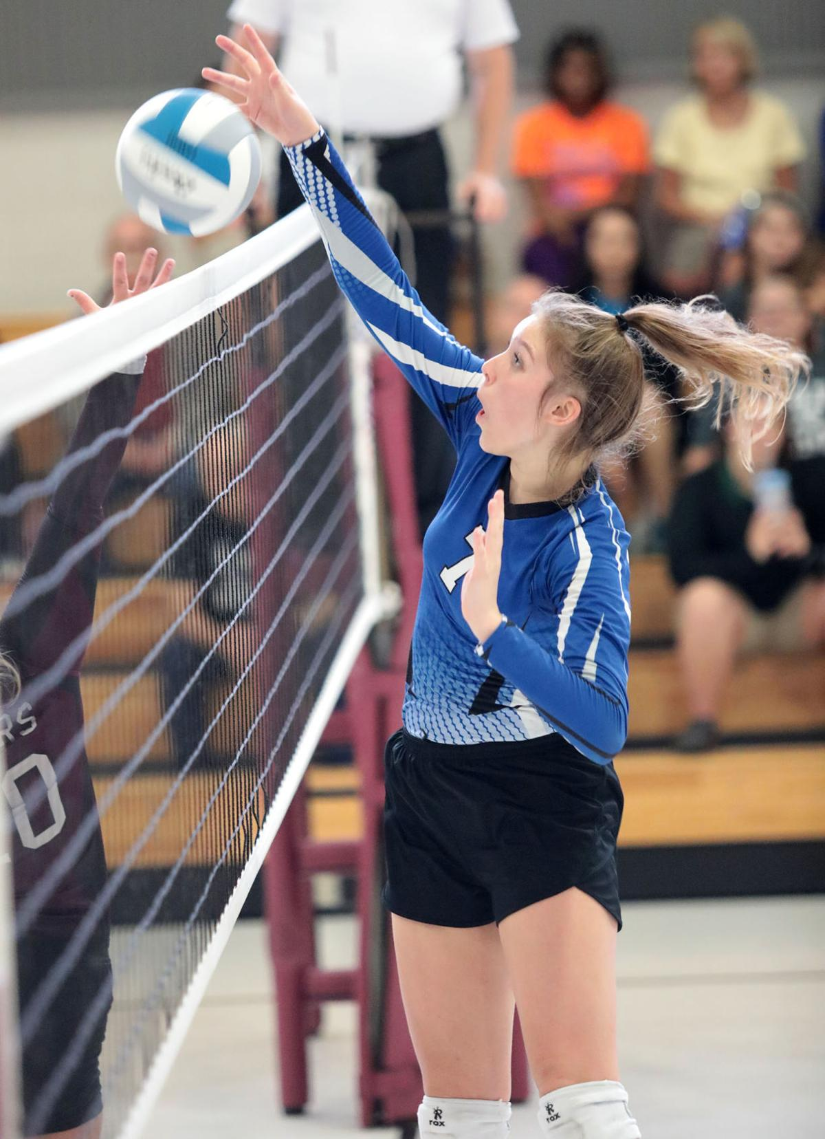 Olivia Gaudin (First Baptist Volleyball)