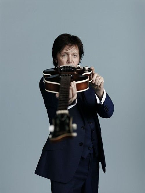 Paul McCartney coming to New Orleans June 19_lowres
