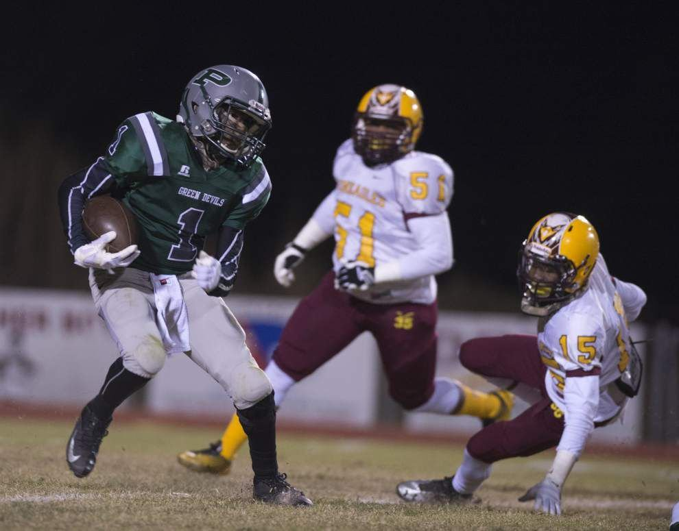 Fake punt propels Plaquemine by McDonogh 35 _lowres