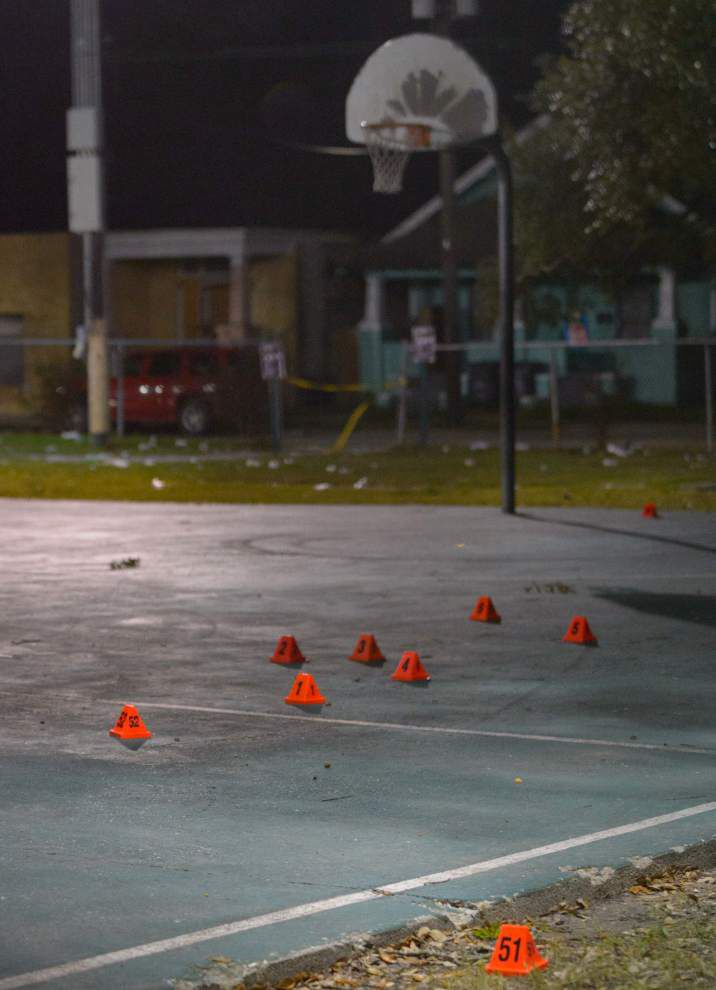 Eight suspects now named in Bunny Friend Park mass shooting, five in custody _lowres