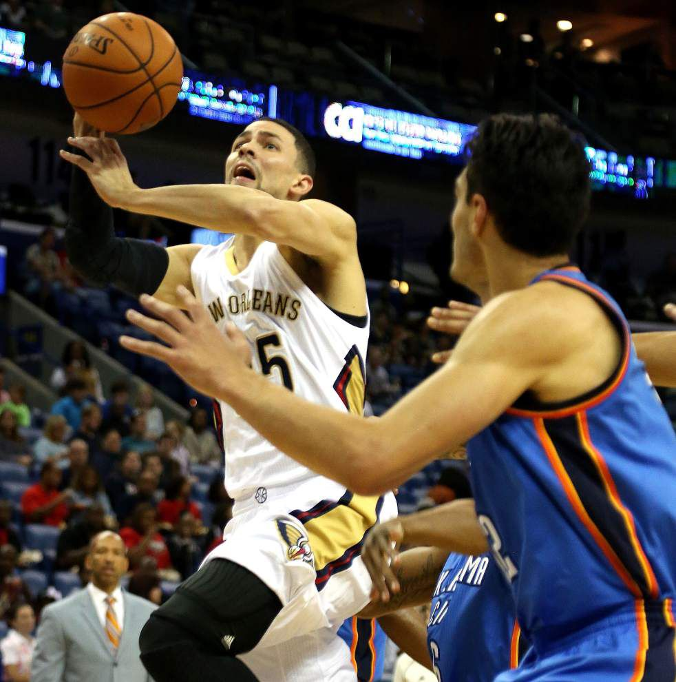 Austin Rivers on his new role with the Pelicans: 'I'm just a player' _lowres