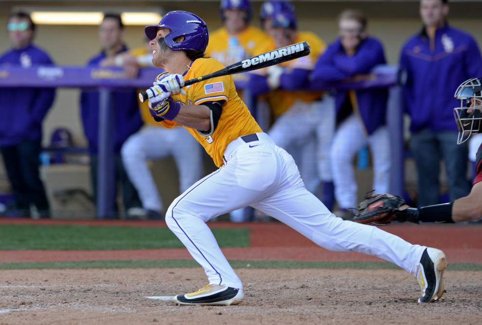 Seeking more tone-setters, LSU travels to Auburn for a second road series in three weeks _lowres