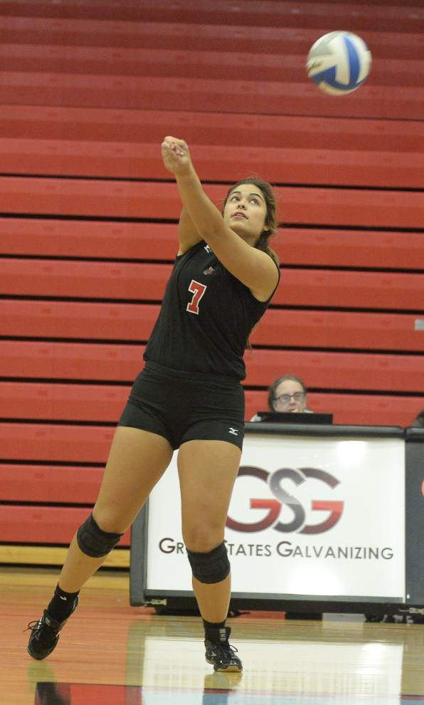 Zachary volleyball team overcomes 1-0 deficit to St. Michael, then wins 3-1 _lowres