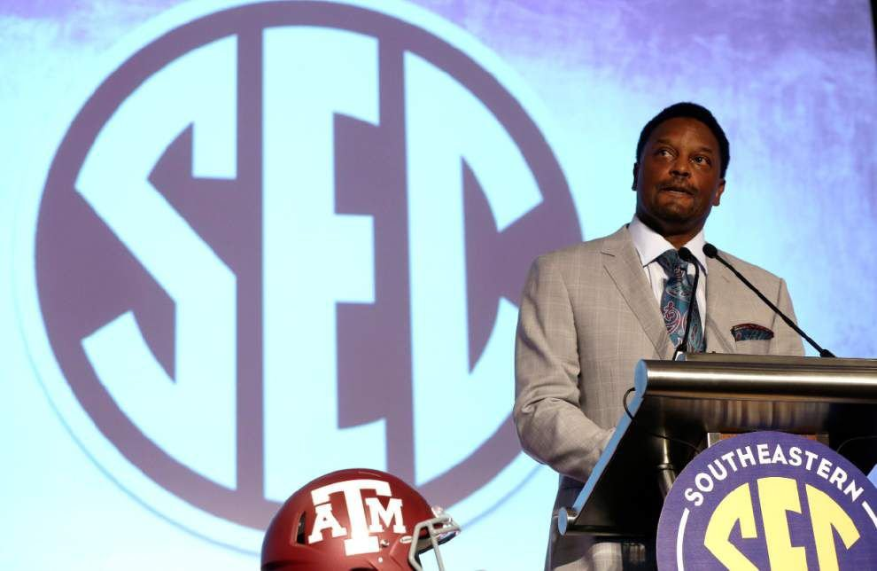 Texas A&M adopting 'Chief' as John Chavis' litigation war with LSU continues _lowres
