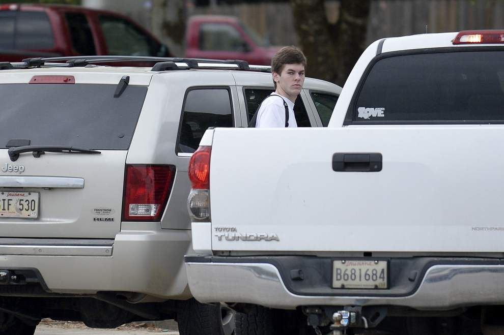 LSU's Acacia fraternity booted from campus following university hazing probe _lowres