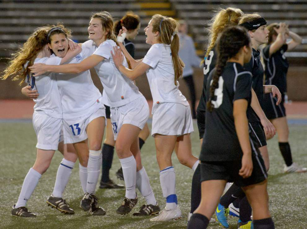 Video: St. Scholastica wins the Division I girls soccer championship _lowres
