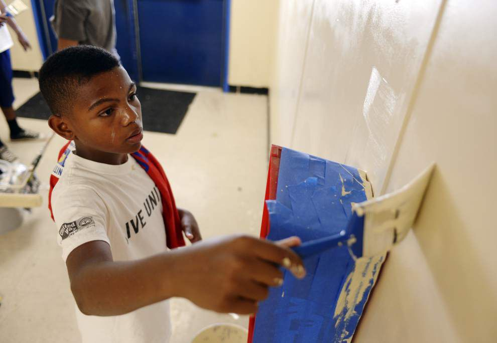United Way of Acadiana mobilizes volunteers for annual Day of Action _lowres