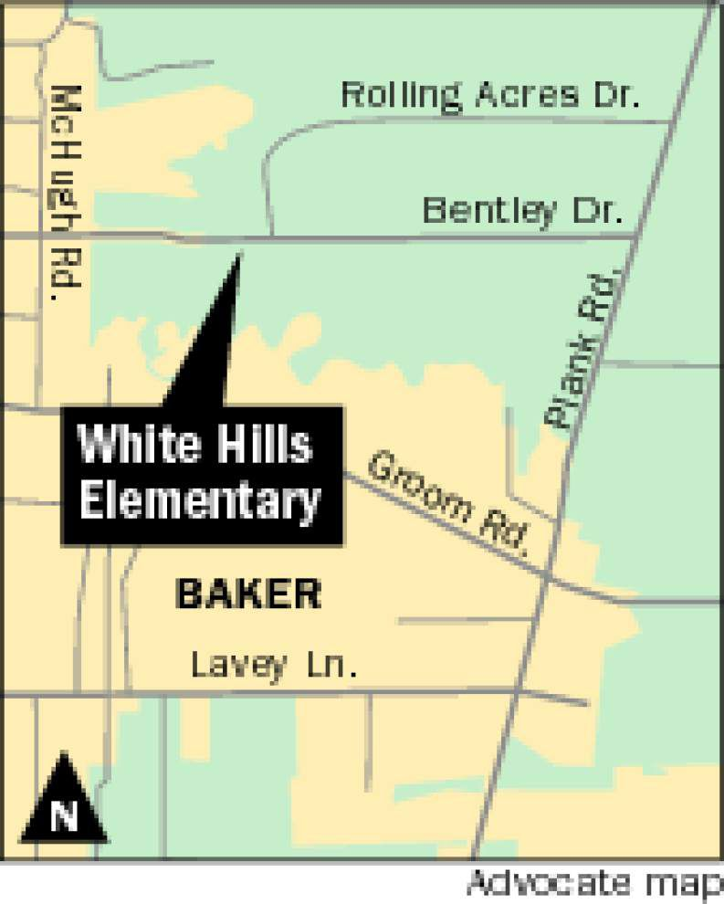 Challenged by charter schools and the breakaway Baker system, East Baton Rouge's White Hills Elementary is fighting back _lowres