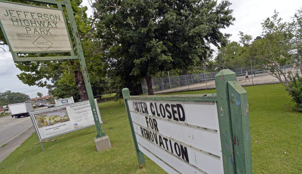 When will BREC's Jefferson Park reopen? Why all the street damage after Baton Rouge's sewer repairs? Ask The Advocate finds out _lowres