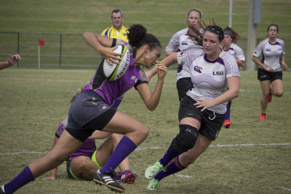 Is there rugby on Mars? One player in Baton Rouge Women's Rugby club sure hopes so _lowres