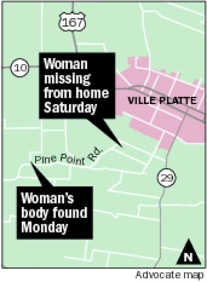 Authorities question grandson in woman's weekend slaying _lowres