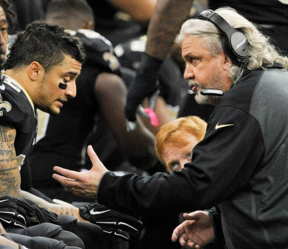 Why Saints safety Kenny Vaccaro is happy to return to his role as defense's chess piece _lowres
