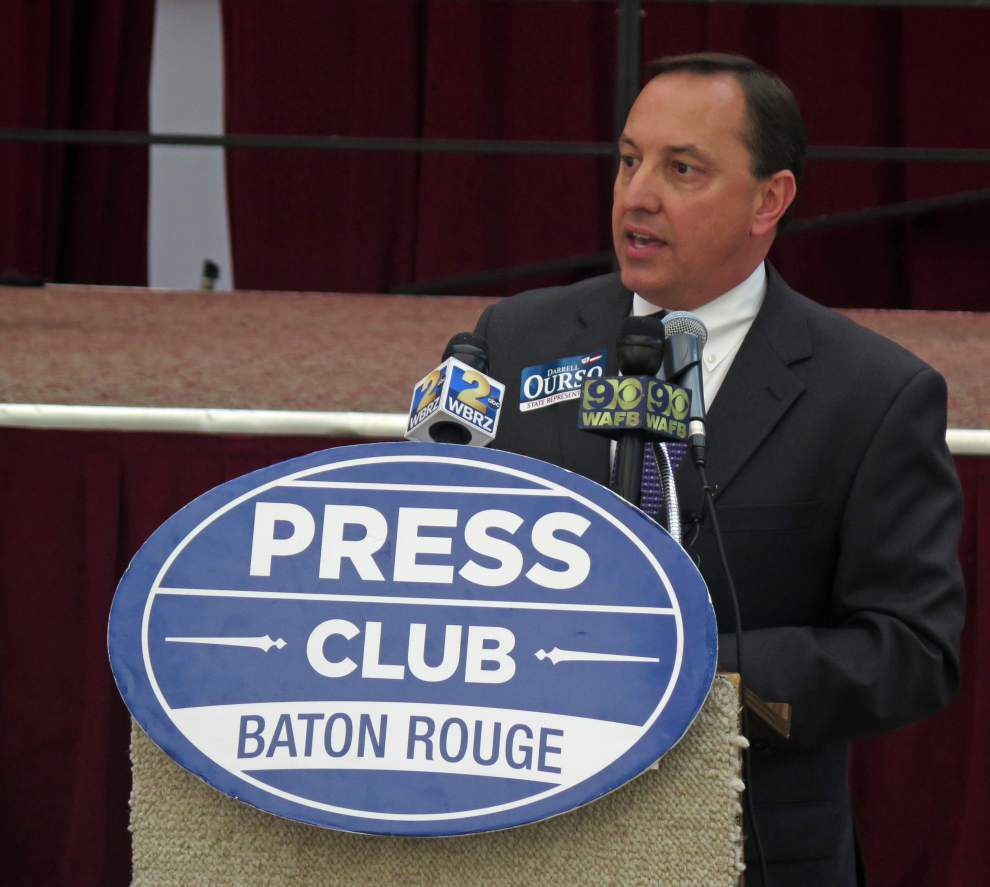 Baton Rouge House candidates open to taxes and tolls to take on traffic _lowres