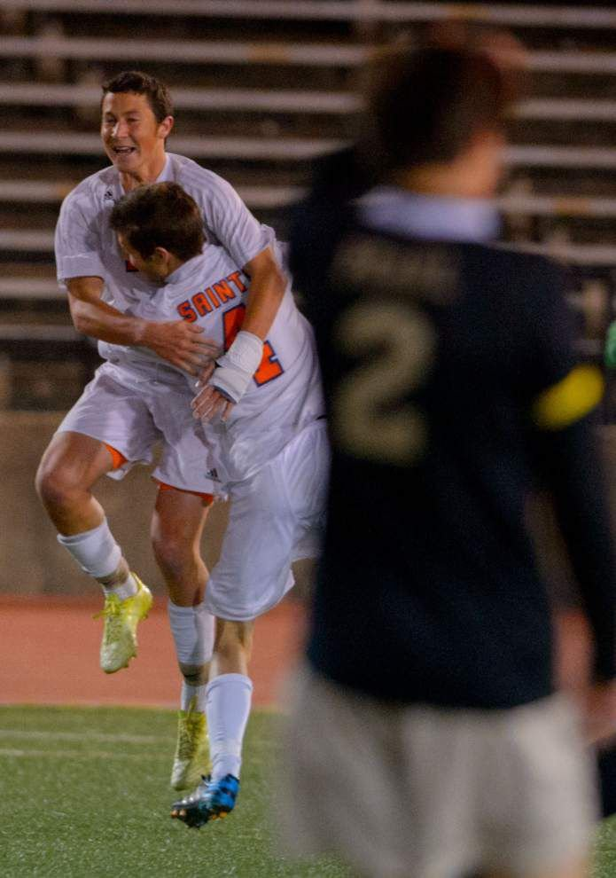 St. Louis edges Northlake Christian on penalty kicks for Division III boys soccer title _lowres